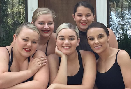 Competitive dance - Sallisaw, OK